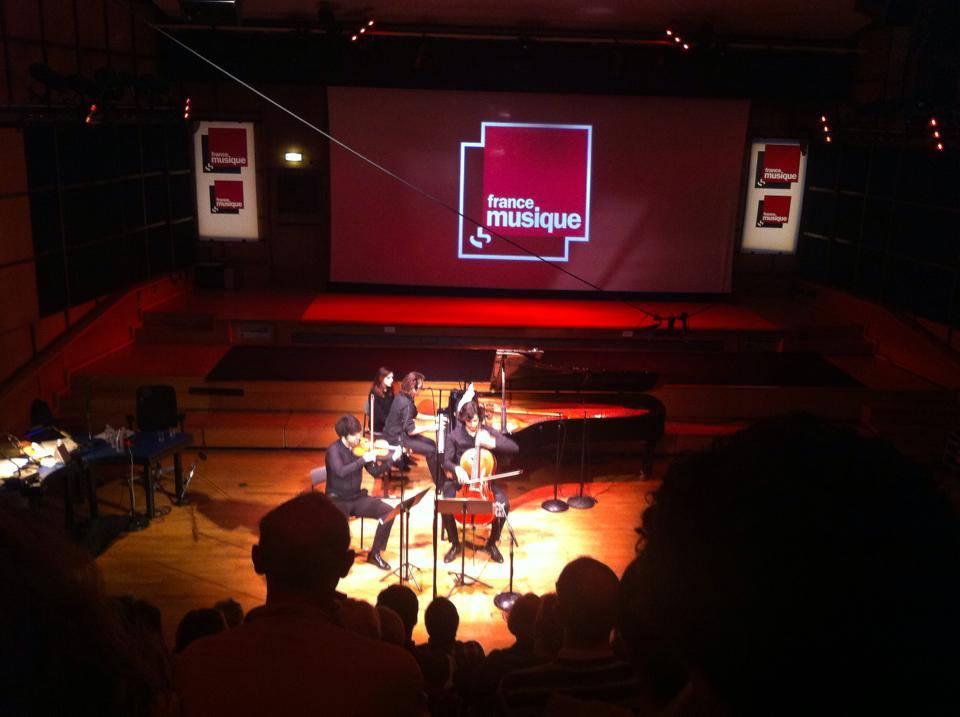 Trio Zadig France Musique Generation jeunes interpretes