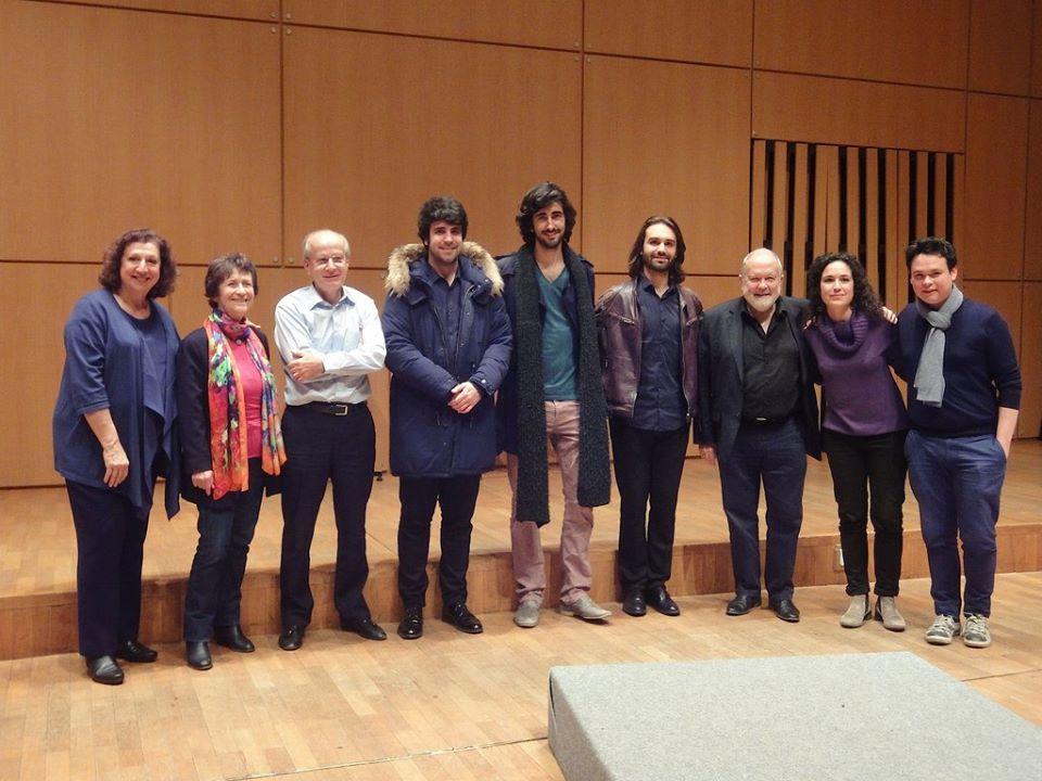 Trio Zadig Prix Pro Musicis
